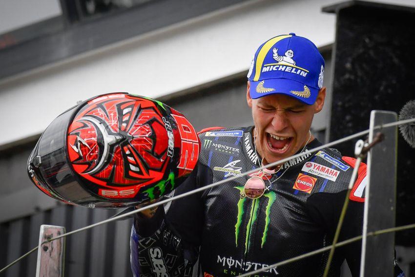 2021 MotoGP: Aprilia back on the podium in British GP Image #1337713