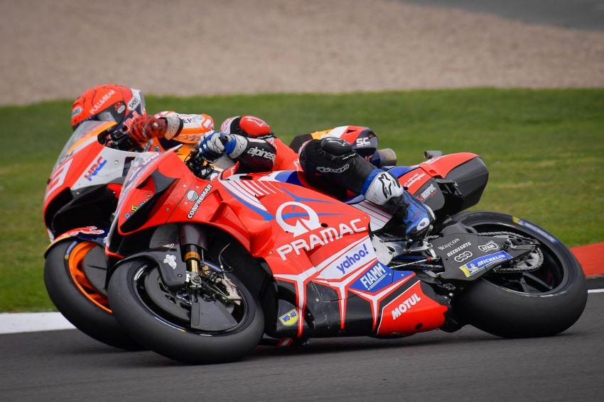 2021 MotoGP: Aprilia back on the podium in British GP Image #1337698