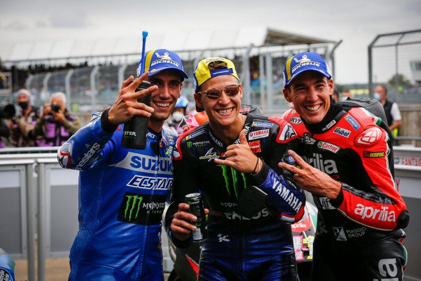 2021 MotoGP: Aprilia back on the podium in British GP Image #1337717