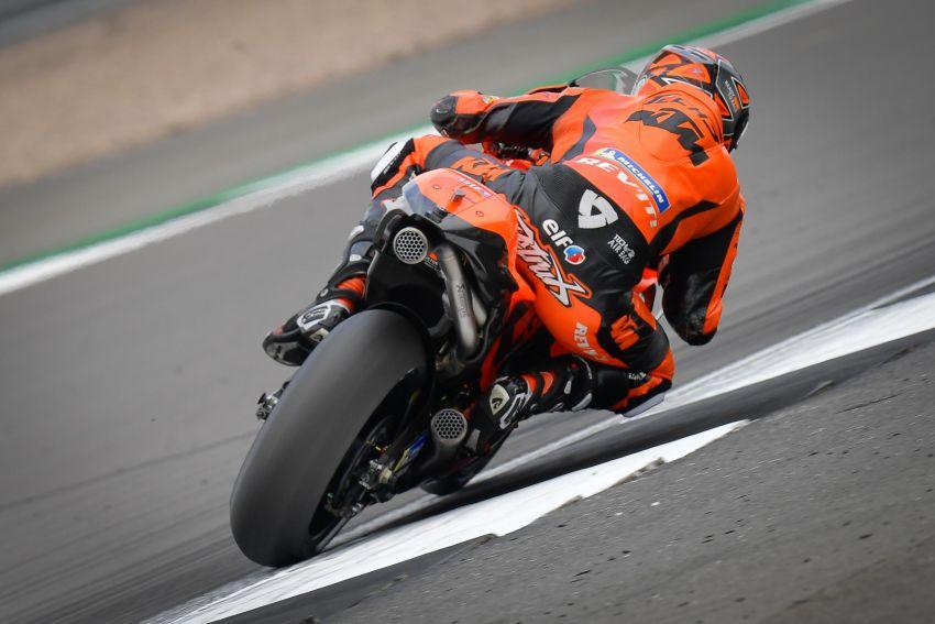 2021 MotoGP: Aprilia back on the podium in British GP Image #1337719