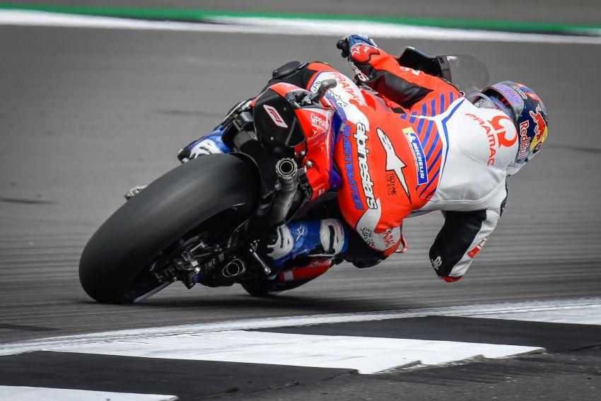 2021 MotoGP: Aprilia back on the podium in British GP Image #1337721
