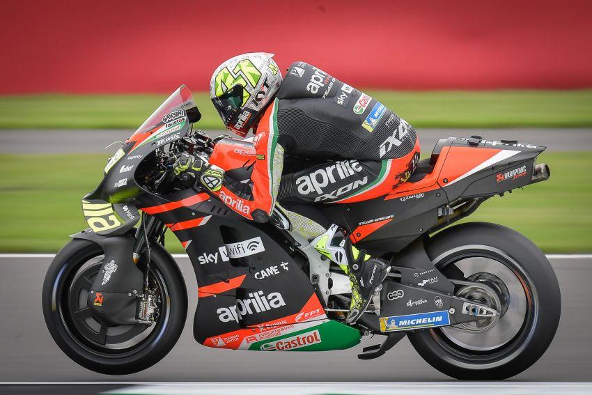 2021 MotoGP: Aprilia back on the podium in British GP Image #1337725