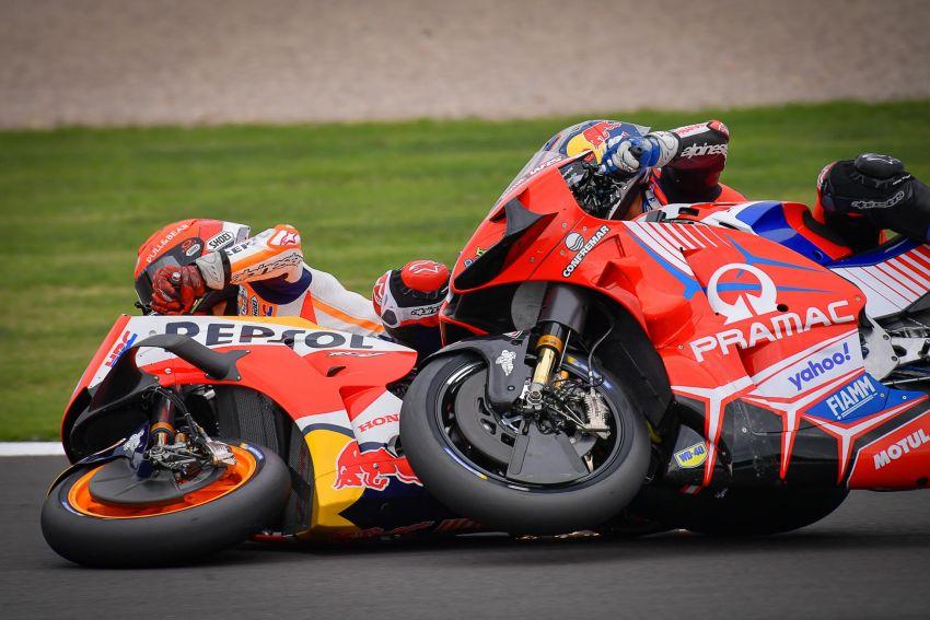 2021 MotoGP: Aprilia back on the podium in British GP Image #1337699