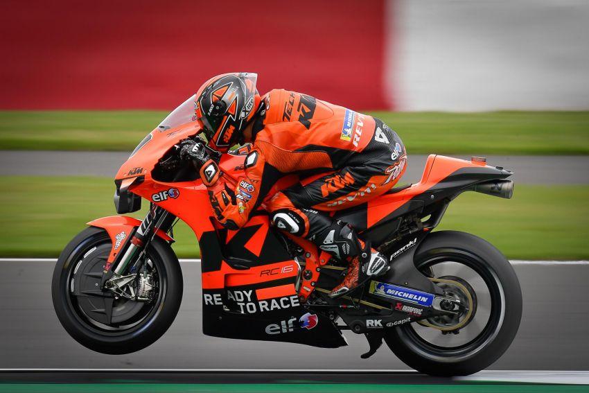 2021 MotoGP: Aprilia back on the podium in British GP Image #1337726