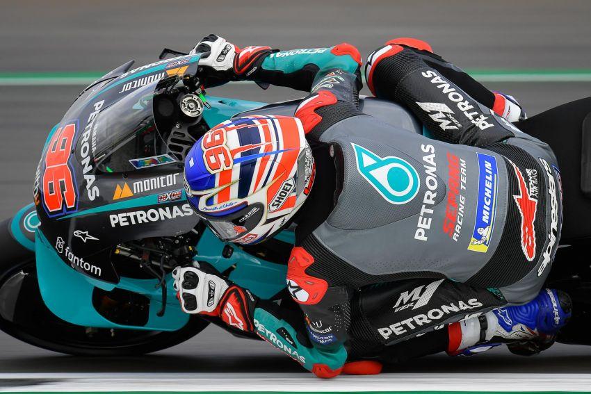 2021 MotoGP: Aprilia back on the podium in British GP Image #1337729