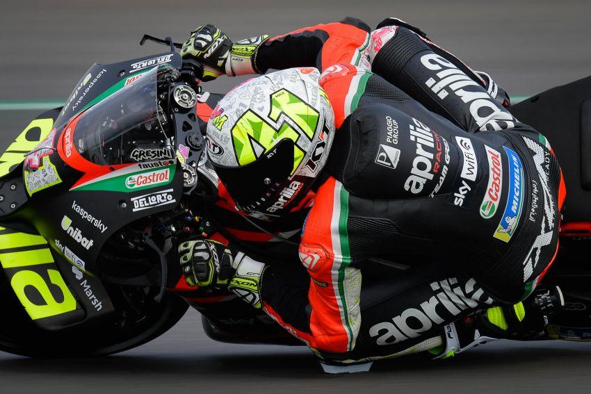 2021 MotoGP: Aprilia back on the podium in British GP Image #1337731