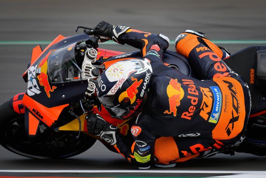2021 MotoGP: Aprilia back on the podium in British GP Image #1337732