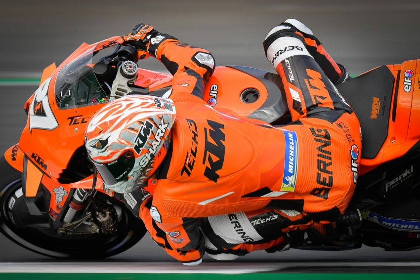 2021 MotoGP: Aprilia back on the podium in British GP Image #1337734