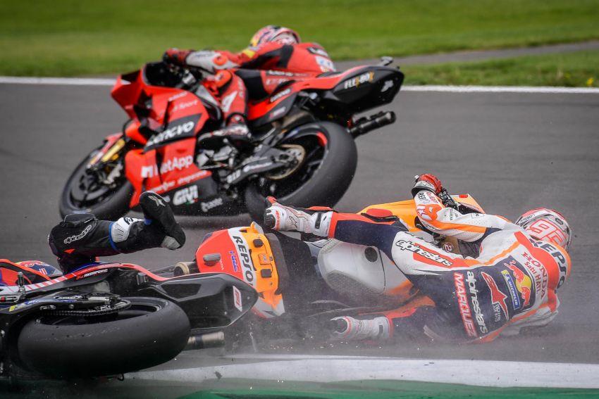 2021 MotoGP: Aprilia back on the podium in British GP Image #1337700