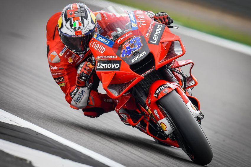 2021 MotoGP: Aprilia back on the podium in British GP Image #1337737