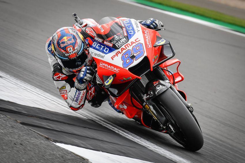 2021 MotoGP: Aprilia back on the podium in British GP Image #1337738