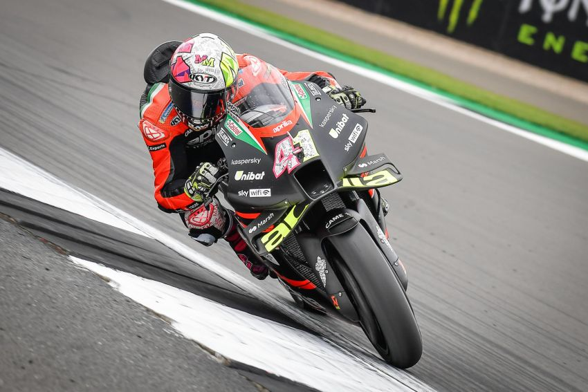 2021 MotoGP: Aprilia back on the podium in British GP Image #1337739