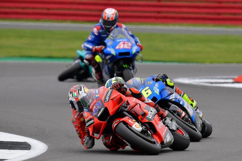 2021 MotoGP: Aprilia back on the podium in British GP Image #1337704