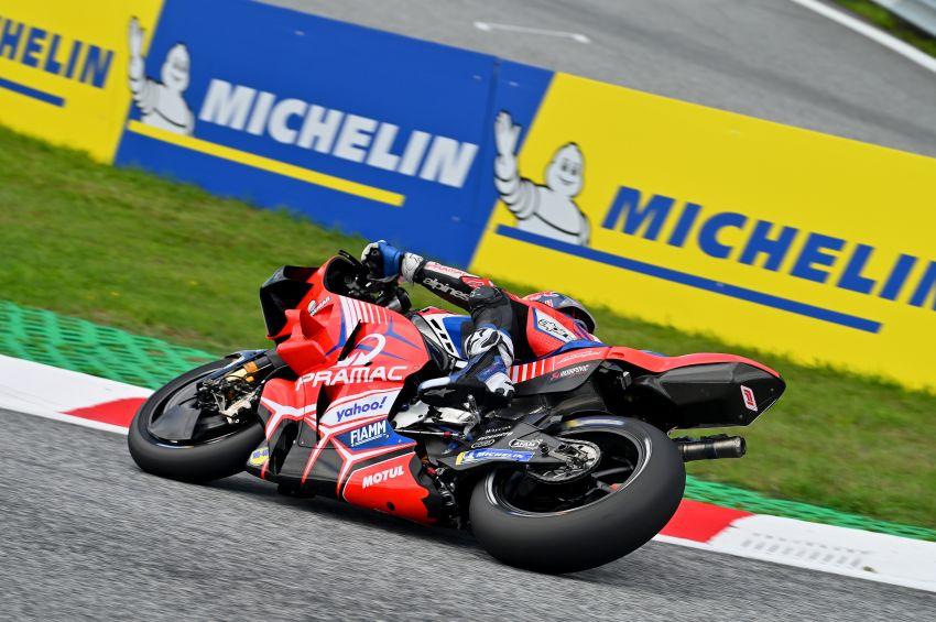 2021 MotoGP: Fiery return, rookie Martin wins at Styria Image #1328296