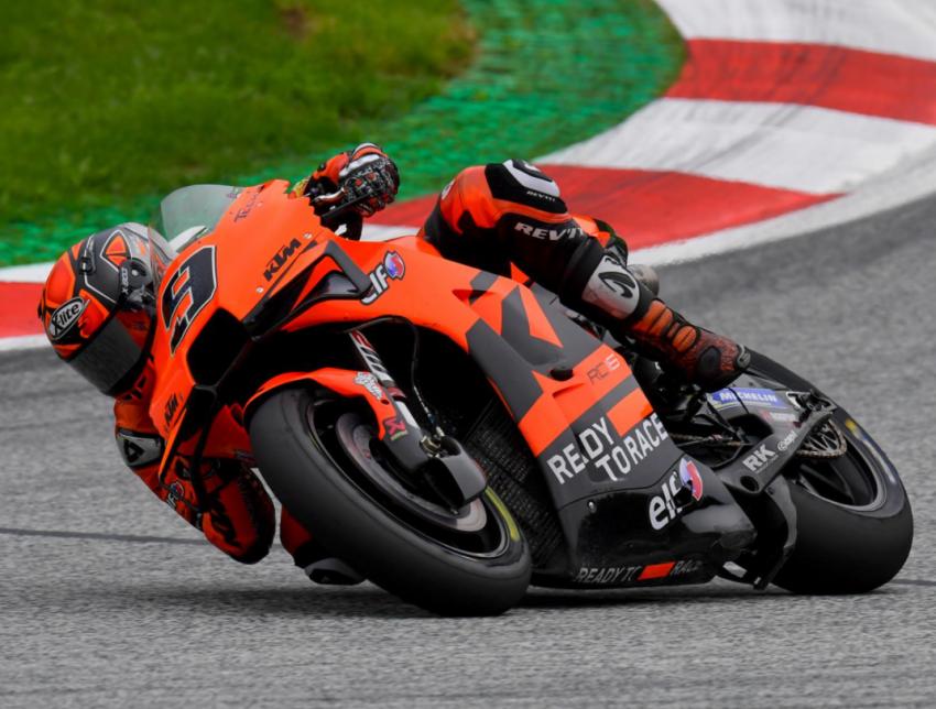 2021 MotoGP: Fiery return, rookie Martin wins at Styria Image #1328311