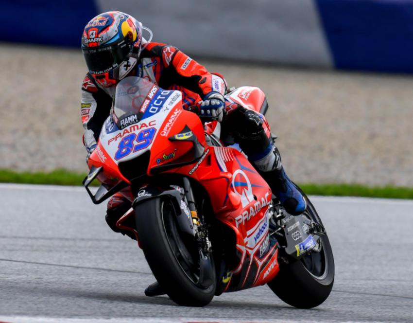 2021 MotoGP: Fiery return, rookie Martin wins at Styria Image #1328317