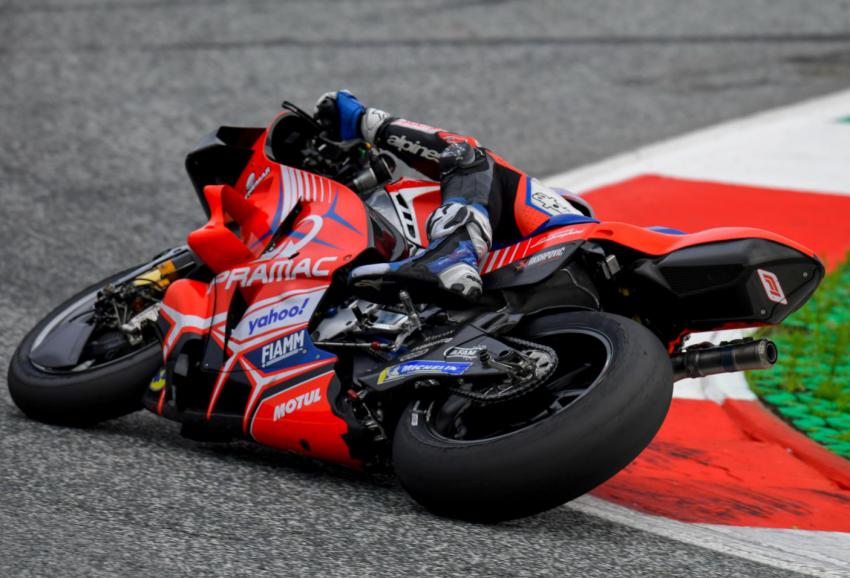 2021 MotoGP: Fiery return, rookie Martin wins at Styria Image #1328318