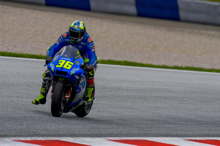 2021 MotoGP: Fiery return, rookie Martin wins at Styria Image #1328321