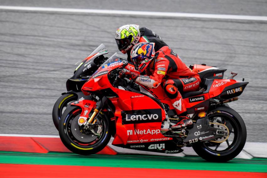 2021 MotoGP: Fiery return, rookie Martin wins at Styria Image #1328324
