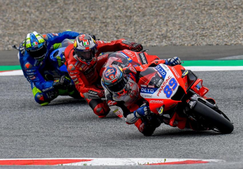 2021 MotoGP: Fiery return, rookie Martin wins at Styria Image #1328325