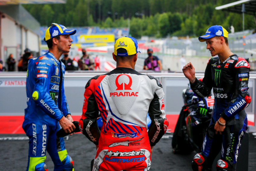 2021 MotoGP: Fiery return, rookie Martin wins at Styria Image #1328326