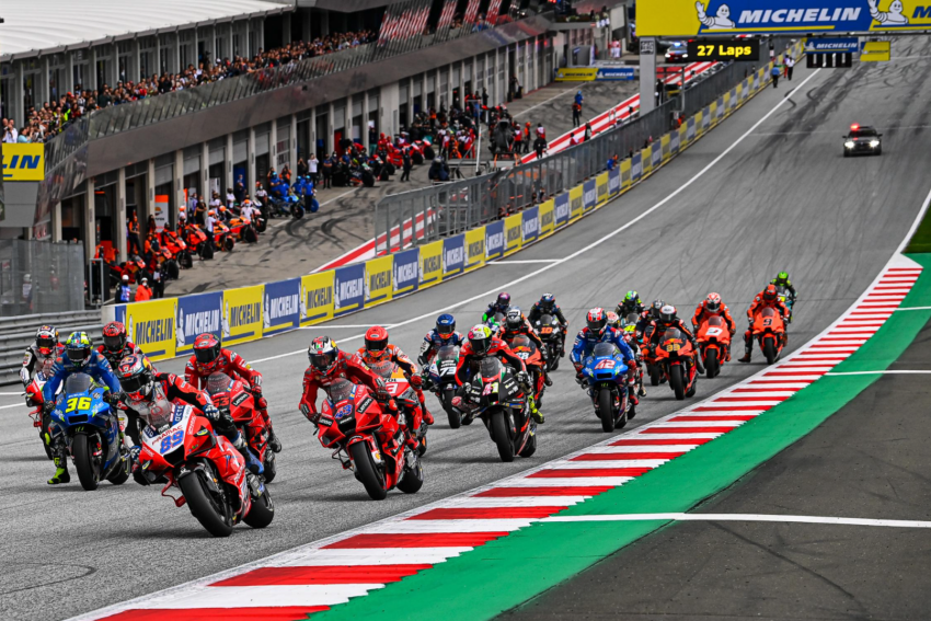 2021 MotoGP: Fiery return, rookie Martin wins at Styria Image #1328328