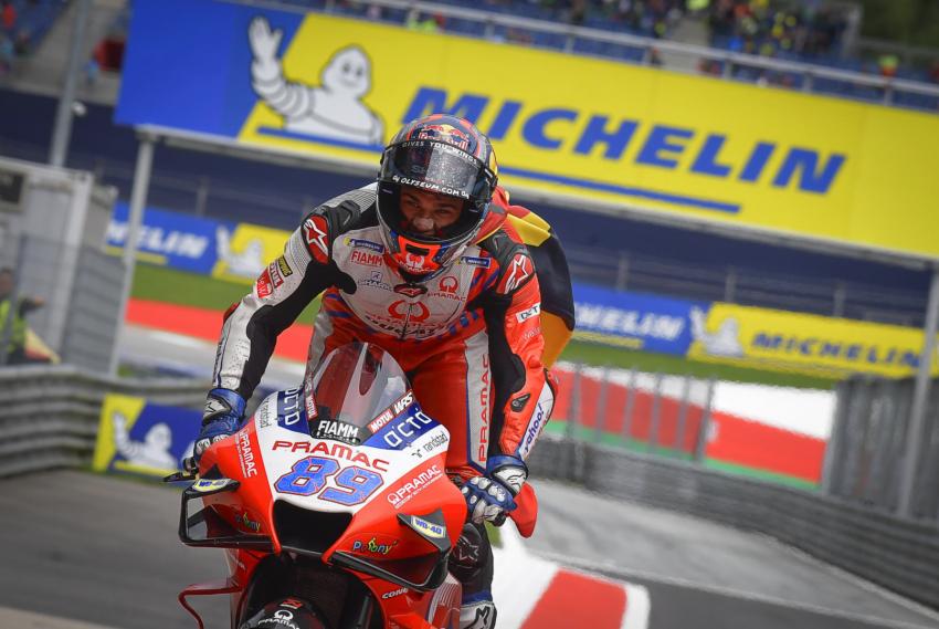 2021 MotoGP: Fiery return, rookie Martin wins at Styria Image #1328300
