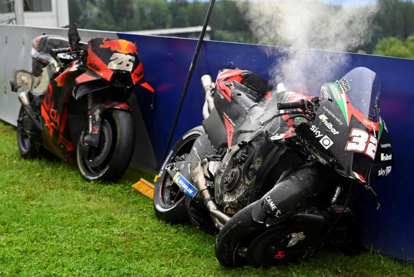 2021 MotoGP: Fiery return, rookie Martin wins at Styria Image #1328329