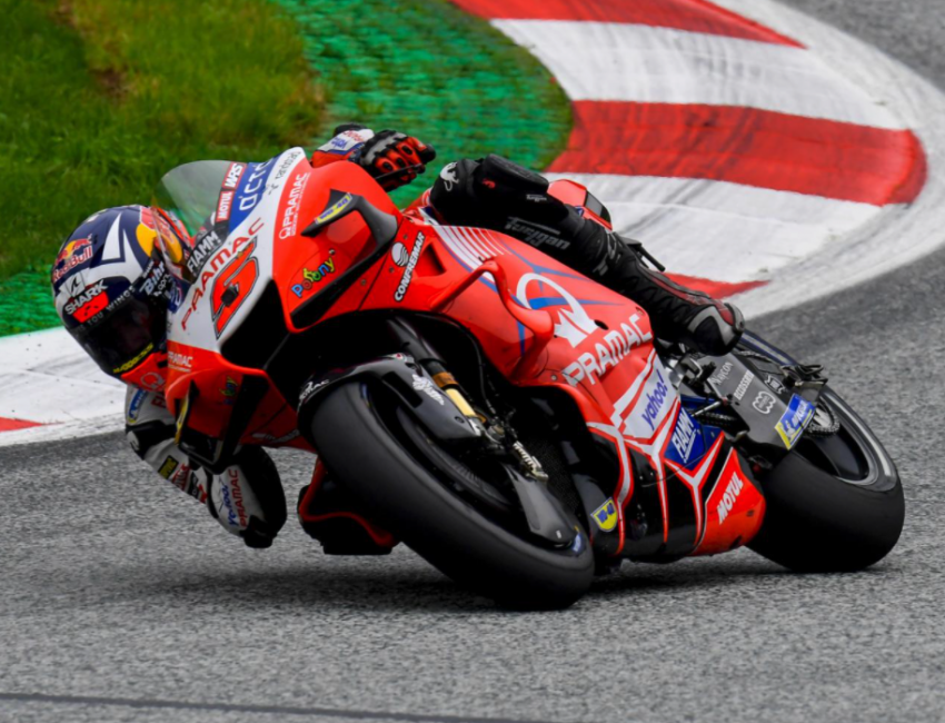 2021 MotoGP: Fiery return, rookie Martin wins at Styria Image #1328303