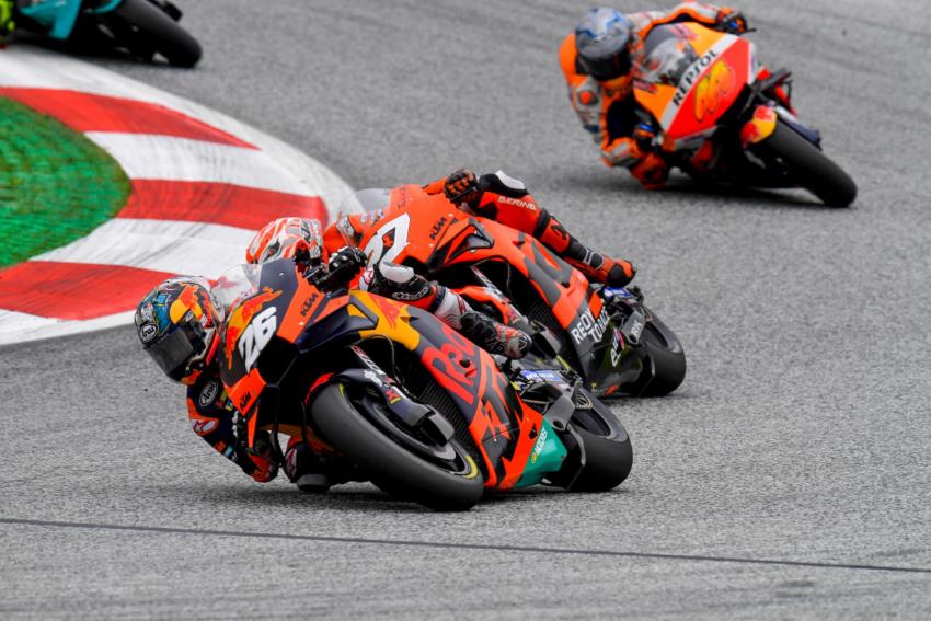 2021 MotoGP: Fiery return, rookie Martin wins at Styria Image #1328304