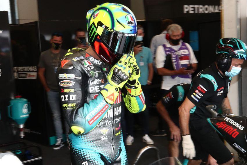 2021 MotoGP: Rossi quits MotoGP, four wheels next? Image #1327444