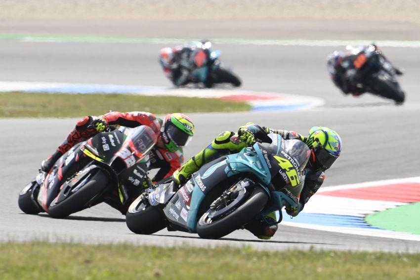 2021 MotoGP: Rossi quits MotoGP, four wheels next? Image #1327445