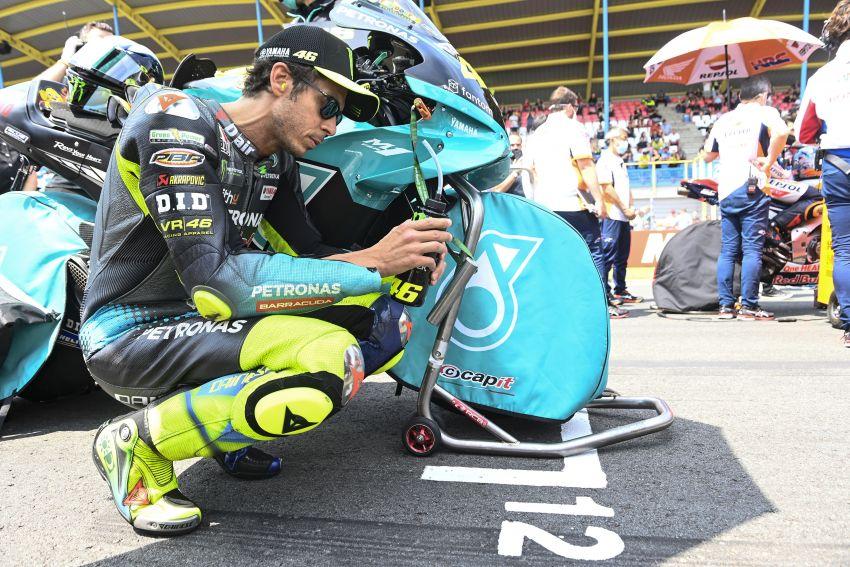 2021 MotoGP: Rossi quits MotoGP, four wheels next? Image #1327446