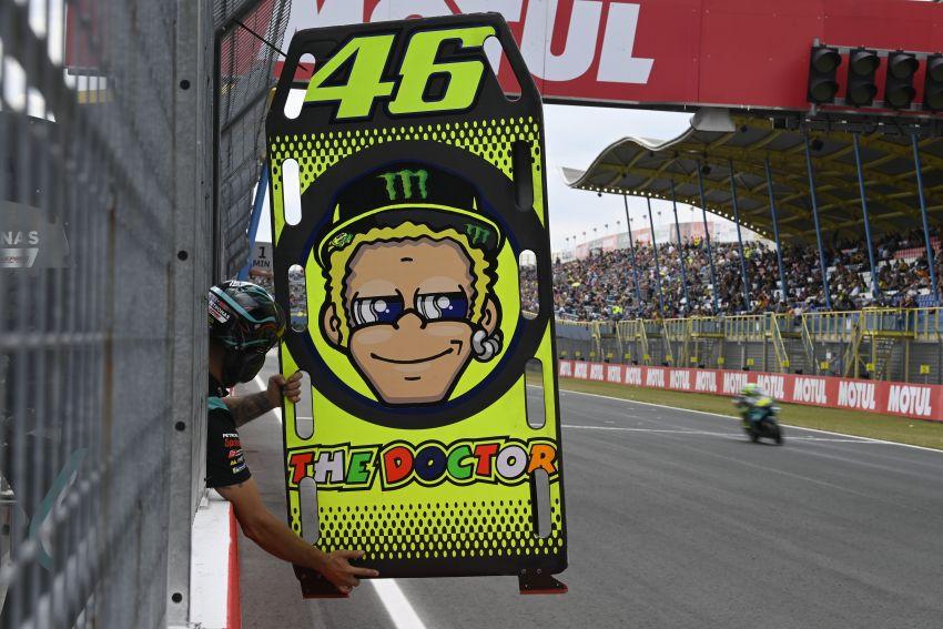 2021 MotoGP: Rossi quits MotoGP, four wheels next? Image #1327438