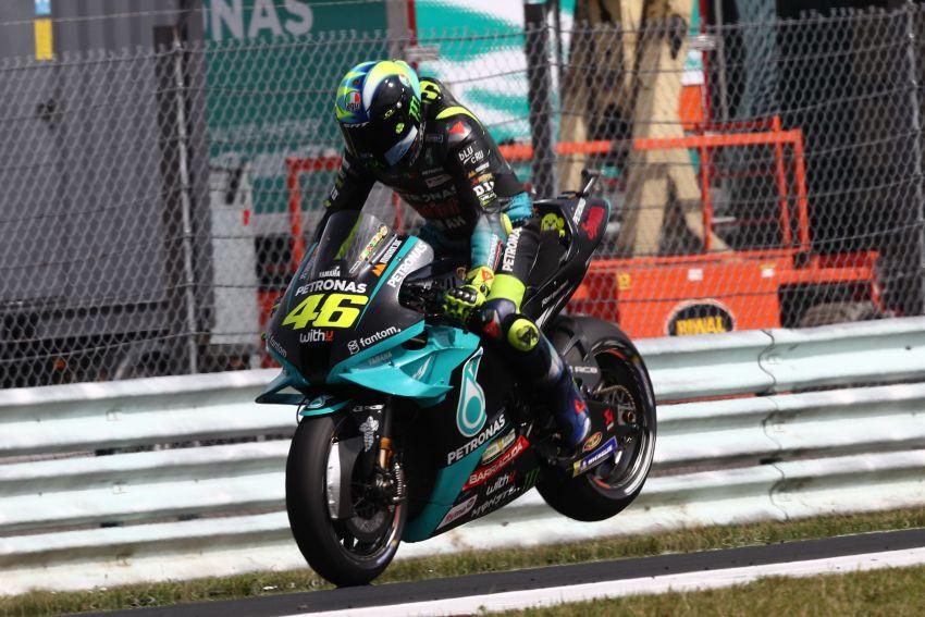 2021 MotoGP: Rossi quits MotoGP, four wheels next? Image #1327440