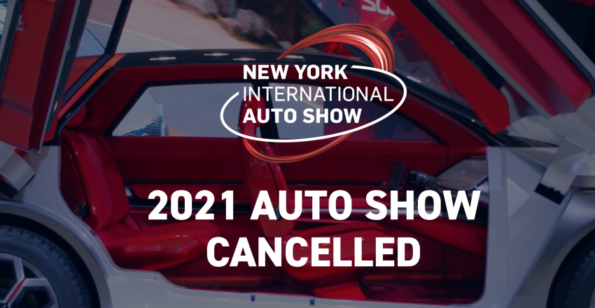 2021 New York International Auto Show (NYIAS) cancelled due to fast spreading Covid-19 Delta variant Image #1327083