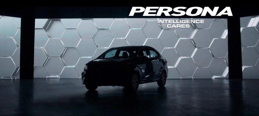 2021 Proton Persona, Iriz facelift – Teaser 2 reveals new digital air con panel, upgraded 'Hi, Proton' system Image #1326257