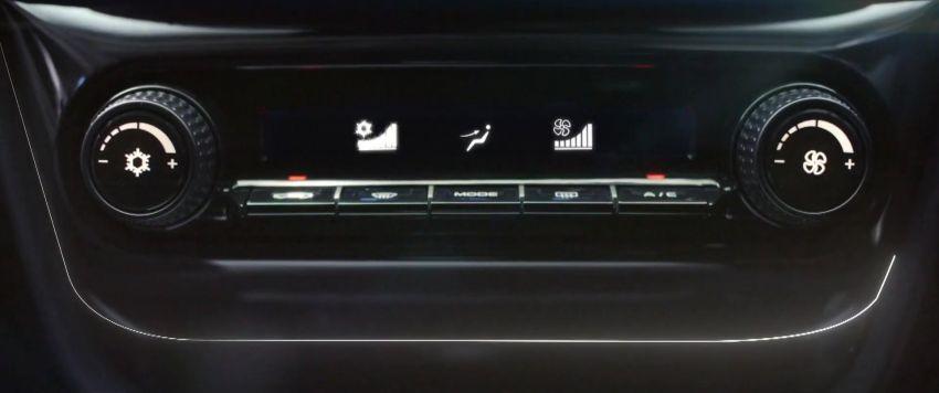 2021 Proton Persona, Iriz facelift – Teaser 2 reveals new digital air con panel, upgraded 'Hi, Proton' system Image #1326263
