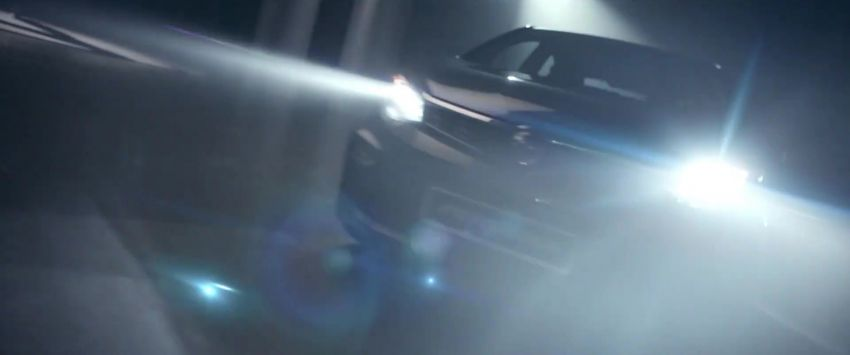 2021 Proton Iriz, Persona facelift official teaser – new SUV-style 'Iriz Active', centre console; floating screen Image #1325624