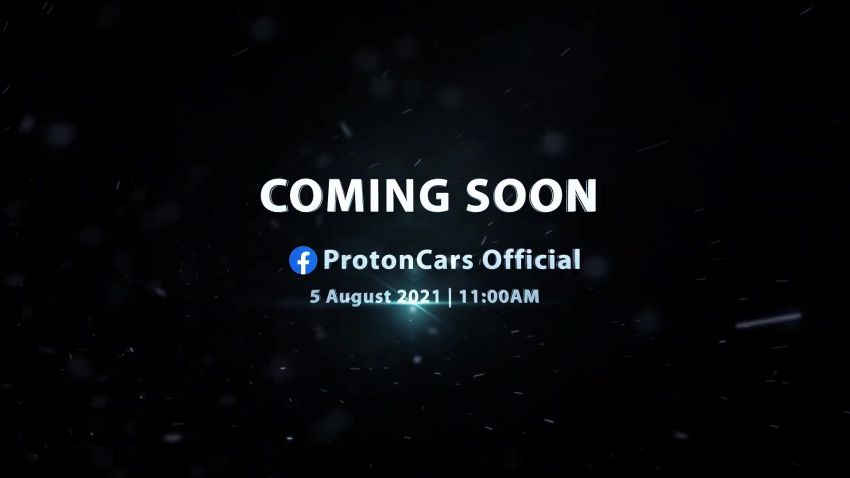 2021 Proton Iriz, Persona facelift official teaser – new SUV-style 'Iriz Active', centre console; floating screen Image #1325630