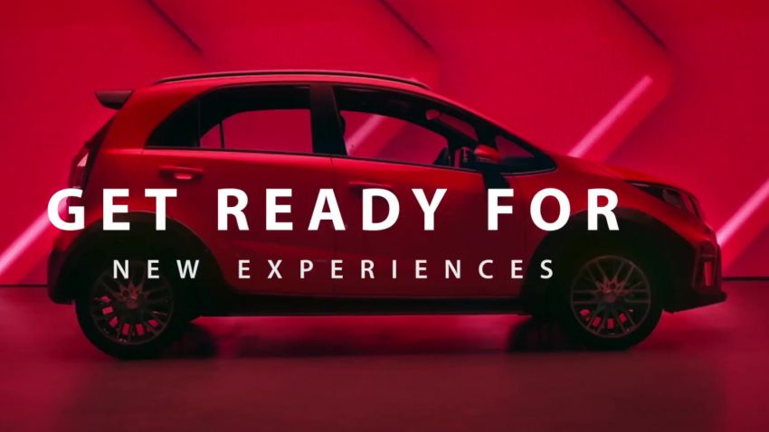 2021 Proton Iriz, Persona facelift official teaser – new SUV-style 'Iriz Active', centre console; floating screen Image #1325613