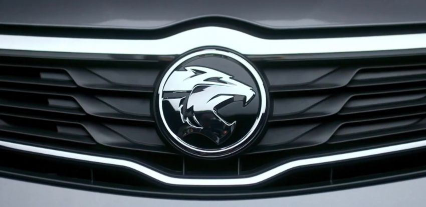 2021 Proton Iriz, Persona facelift official teaser – new SUV-style 'Iriz Active', centre console; floating screen Image #1325615