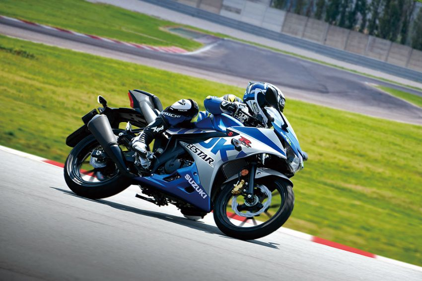 Suzuki Malaysia to have sub-250 cc dealer channel – Belang 150 and GSX-R150 coming to Malaysia soon? Image #1335708