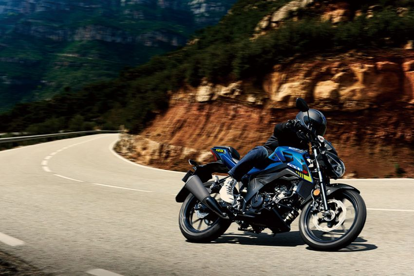 Suzuki Malaysia to have sub-250 cc dealer channel – Belang 150 and GSX-R150 coming to Malaysia soon? Image #1335710