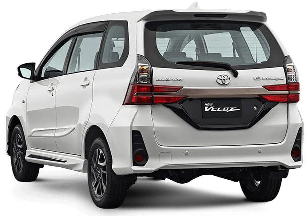 Toyota Avanza Veloz GR Limited dilancar di Indonesia – terhad 3,700 unit untuk MPV sporty ini, dari RM65k Image #1328699