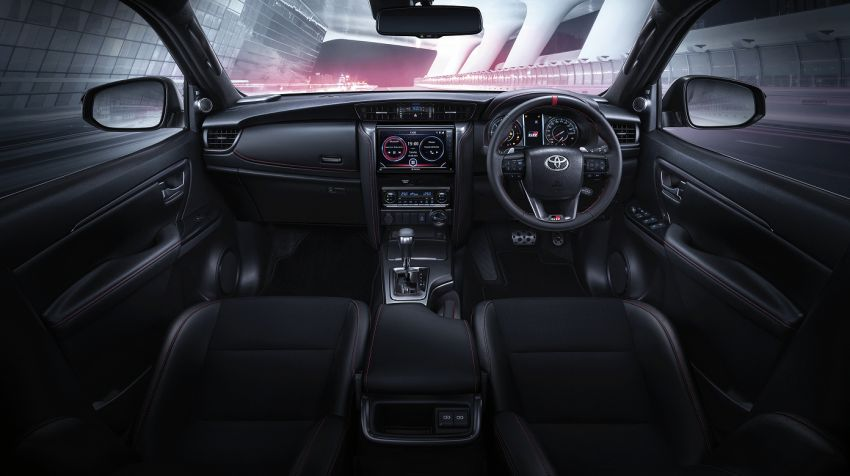 Toyota Fortuner GR Sport dilancar di Thai – 2.8L turbodiesel dengan 4WD, 204 PS/500 Nm; RM240,279 Image #1336206