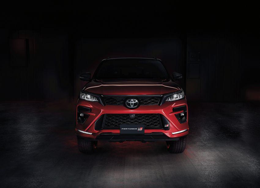 Toyota Fortuner GR Sport dilancar di Thai – 2.8L turbodiesel dengan 4WD, 204 PS/500 Nm; RM240,279 Image #1336195