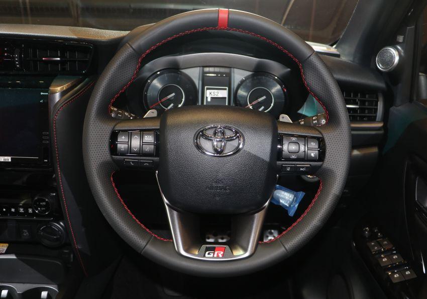 Toyota Fortuner GR Sport dilancar di Thai – 2.8L turbodiesel dengan 4WD, 204 PS/500 Nm; RM240,279 Image #1336149