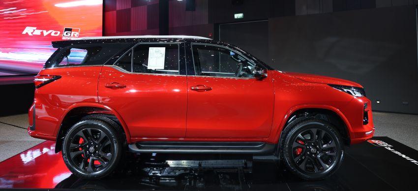 Toyota Fortuner GR Sport dilancar di Thai – 2.8L turbodiesel dengan 4WD, 204 PS/500 Nm; RM240,279 Image #1336138