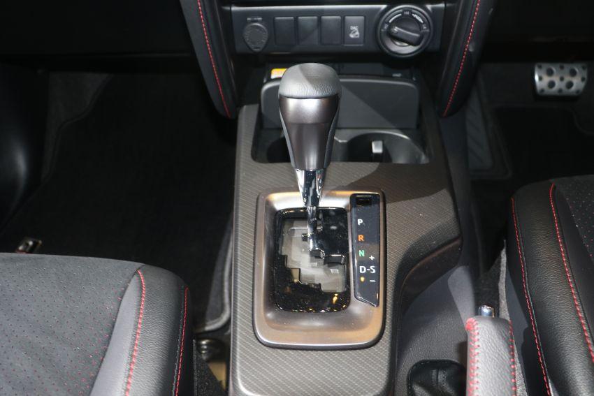 Toyota Fortuner GR Sport dilancar di Thai – 2.8L turbodiesel dengan 4WD, 204 PS/500 Nm; RM240,279 Image #1336147
